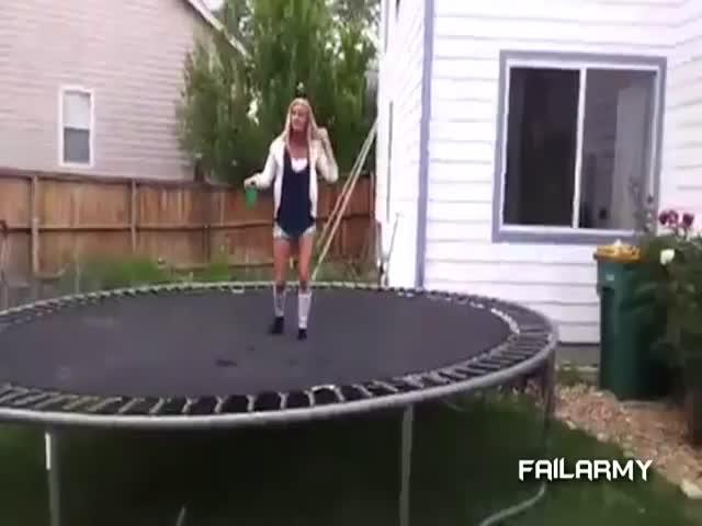 Fail compilation - Saltos en cama elásctica