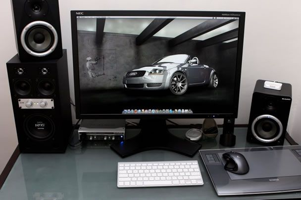 Great Computer Workstations (138 pics)