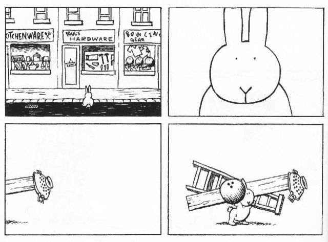 The Oldie of the Day. Suicide Bunnies Killing Themselves in Any Possible Ways (77 pics)