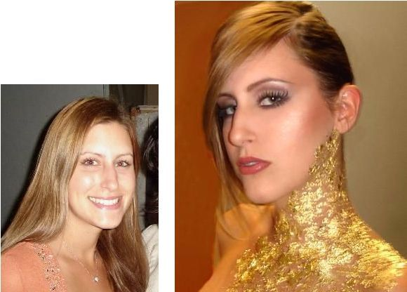 Young girls. Before and after (54 pics)