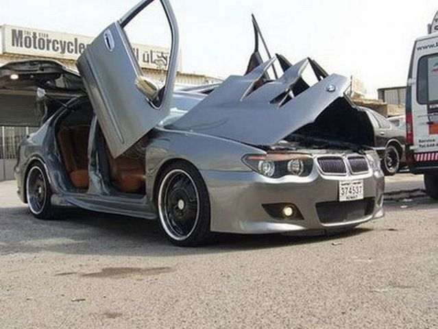 Cool car from Kuwait (8 pics)