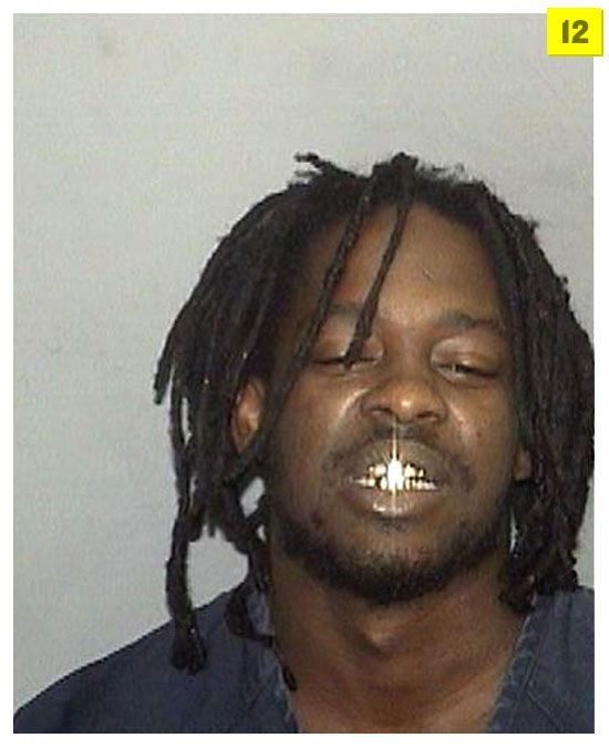 The best mug shots of 2008 (20 pics)