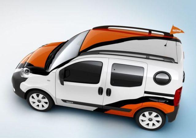 Citroën Nemo. Nice concept (12 pics)