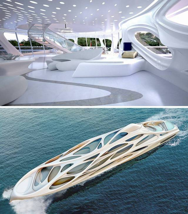 These Are Great Ideas For Your Future Yacht, When You Buy One