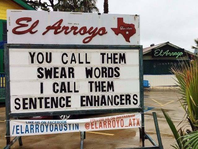 A Little Bit Of Lowbrow Humor Never Hurt Anybody