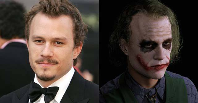 Movie Makeup Can Make Anyone Look Like Anything, It Seems