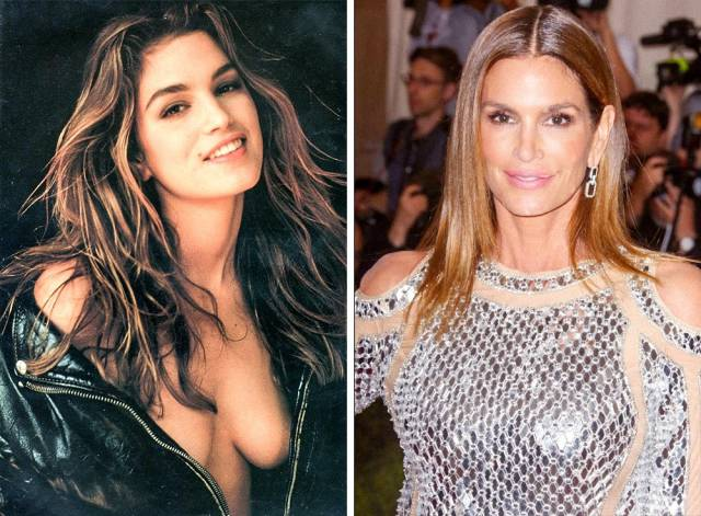 Not Even Beauty Lasts Forever, As These Iconic Women From 90's Prove
