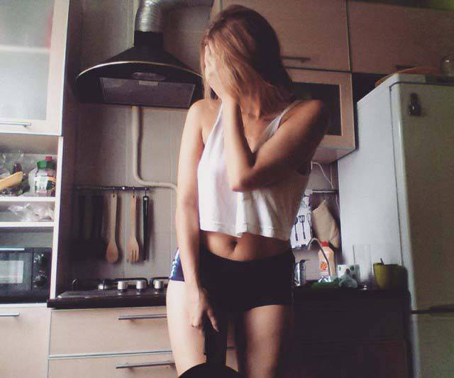 It's Getting Hot in Here: Girls Get Kinky in the Kitchen