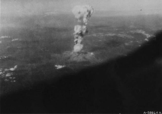 What No One Has Seen Of Hiroshima Bombing Yet
