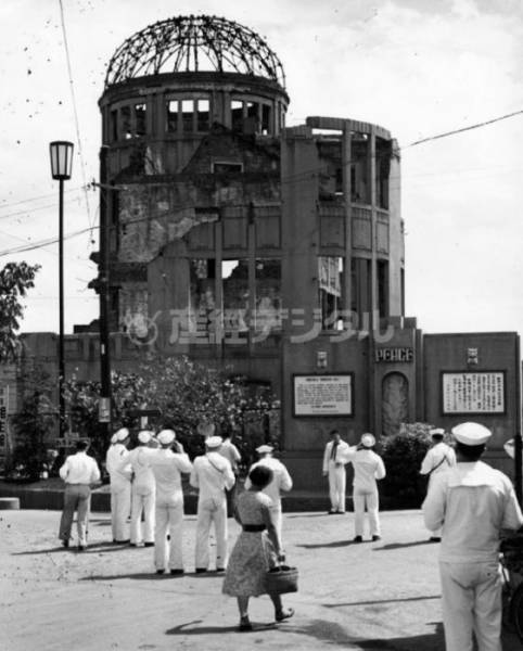 What No One Has Seen Of Hiroshima Bombing Yet