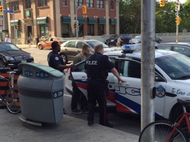 Once Again, Justice Prevails As The Bike Thief Gets Busted