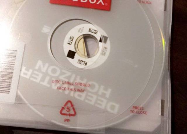 He Never Expected To Get This From A Simple DVD At Redbox