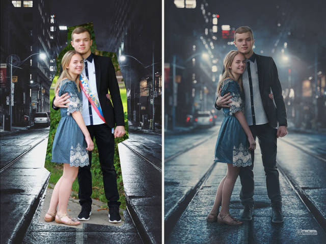 This Russian Photoshop Artist Has Definitely Studied At Hogwarts…