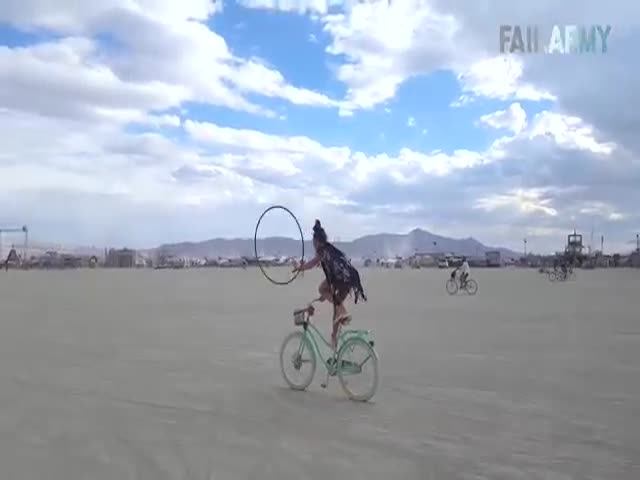 Fail Is Even Better If It Has A Bike Or A Scooter Involved