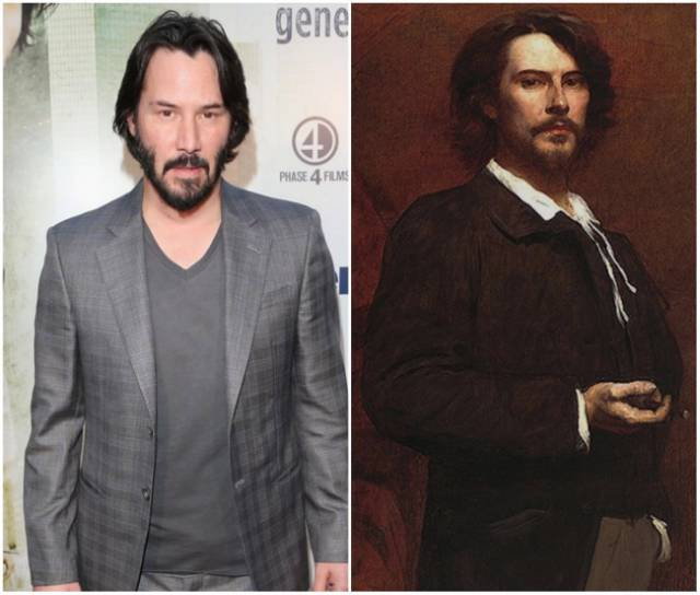 Celebrities Who Are Not Afraid To Casually Time Travel Back And Forth