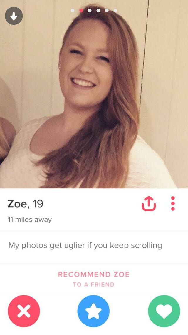 This Girl Knows How To Make A Successful Tinder Profile