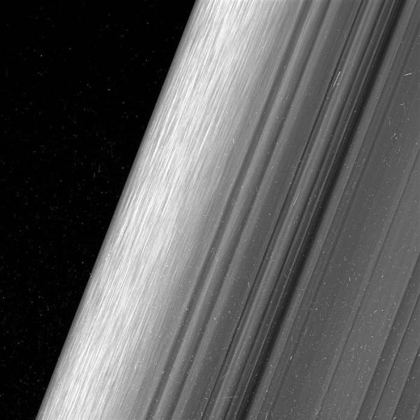 This Is The Closest Look Humanity Has Ever Took At Saturn