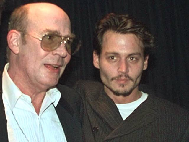 Johnny Depp Certainly Knows How To Live A Star's Life