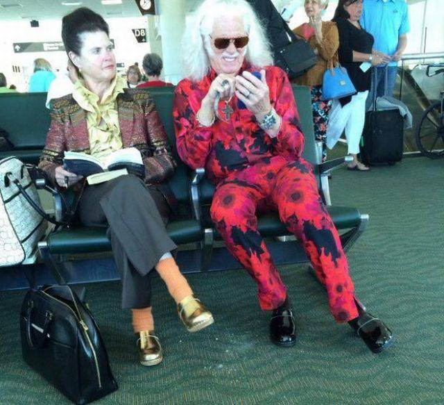There Are Some Strange Things Happening At Those Airports…