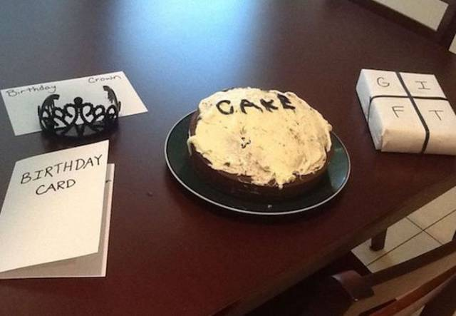 Be Careful When You Wish For A Generic Birthday Party!