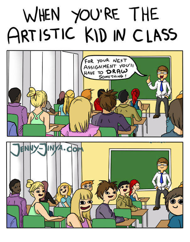 Some Cruel Truth About Life Of Any Artist Out There
