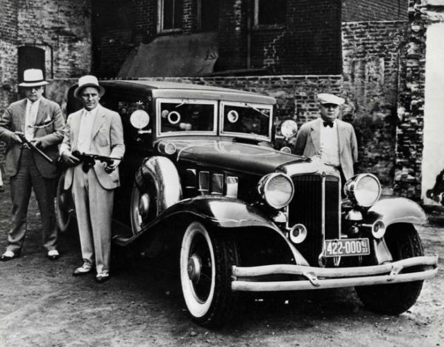Gangsta Life – How It Was Really Looking Like Almost 100 Years Ago