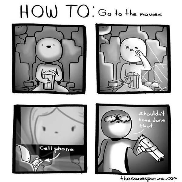 If You Don't Know What To Do And How To Do It – Check These Comics