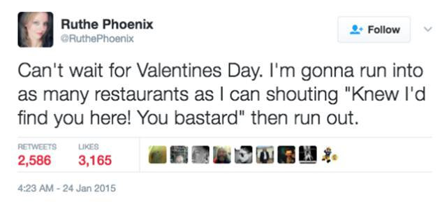 For Some, Valentine's Day Is Not That Happy…
