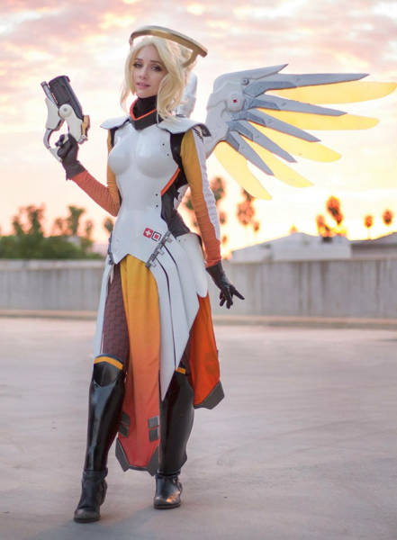 Cosplay Done Right Is Hot Girls Cosplay