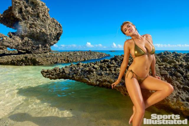 Warning! Kate Upton Will Sweep You Off Your Feet With This Photoset!