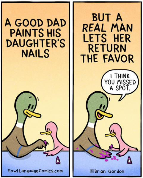 Probably, Parenting Is The Hardest Thing To Do Right