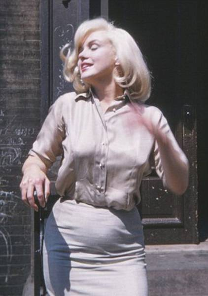 We've Seen Marilyn Monroe Many Times… But Not Pregnant!
