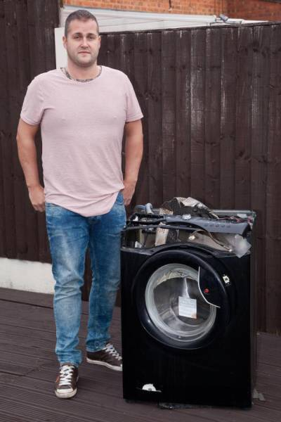 It Seems That You Can't Even Trust Your Washing Machine Anymore!