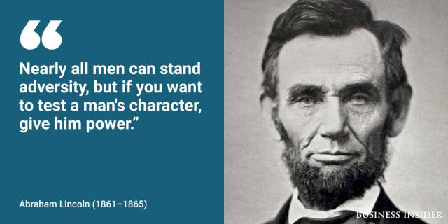 These Quotes Show That US Presidents Were Chosen Among The Best Men Of The Country