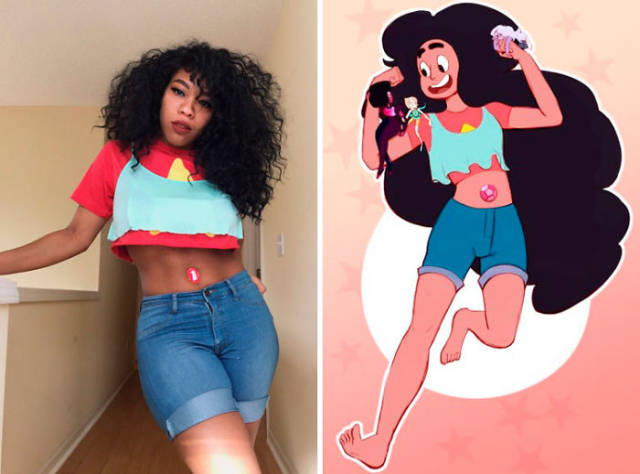This Girl Just Breaks Everything We Knew About Cosplay Before