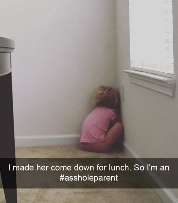 Well, Of Course These Parents Are A**holes