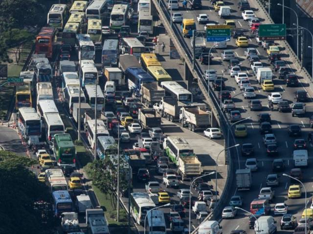 You Will Find Most Traffic Jams In These Cities