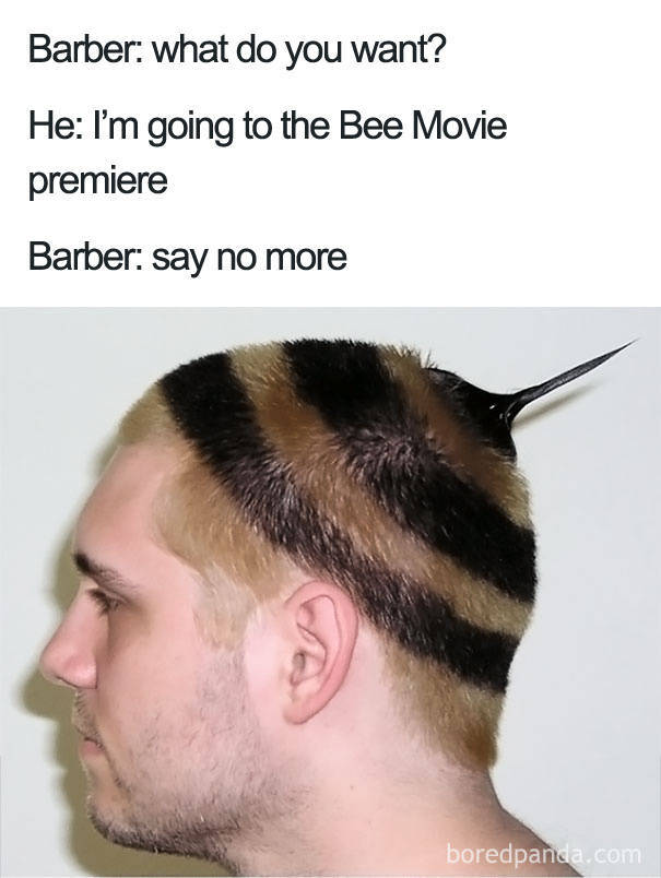 Barber Always Gets Your Deepest Desires