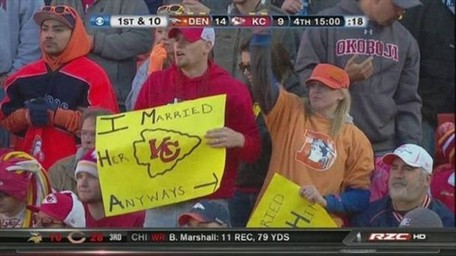 When Sports Signs Are No Less Entertaining Than Sports Themselves