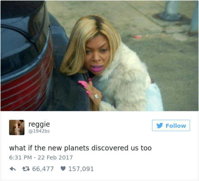 And Then Twitter Found Out There Were New Planets…