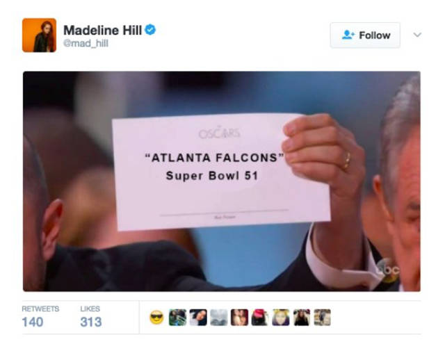 If Oscars Fail Wasn't Enough By Itself – Here's Twitter Spicing It Up