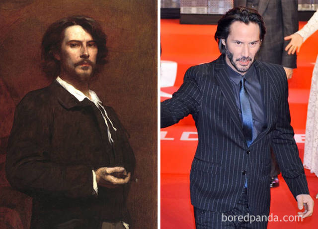 These Celebrities Live Through Centuries Without Even Changing How They Look Like
