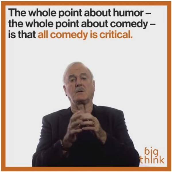 Legendary Comedian Speaks Out About Hard Life Of Comedy In The Age Of Correctness And It's Brilliant