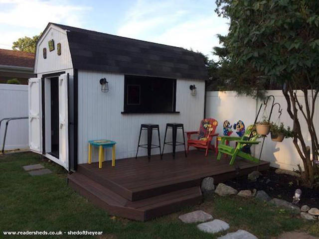 Nobody Needs A Mancave Anymore - We Have Barsheds Now