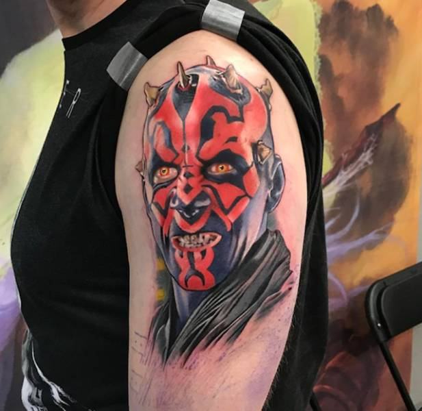 Now, This Guy Has Taken Tattoo Art Beyond Anything Imaginable