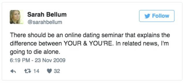 Internet Dating Is Something That Never Should Have Existed…