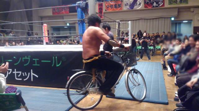 What The Actual F#ck Is Going On In Japanese Wrestling?!
