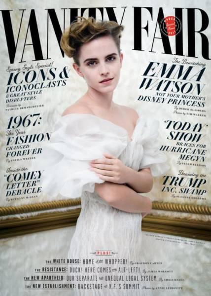 Emma Watson Went All Out In Her Recent Photoshoot