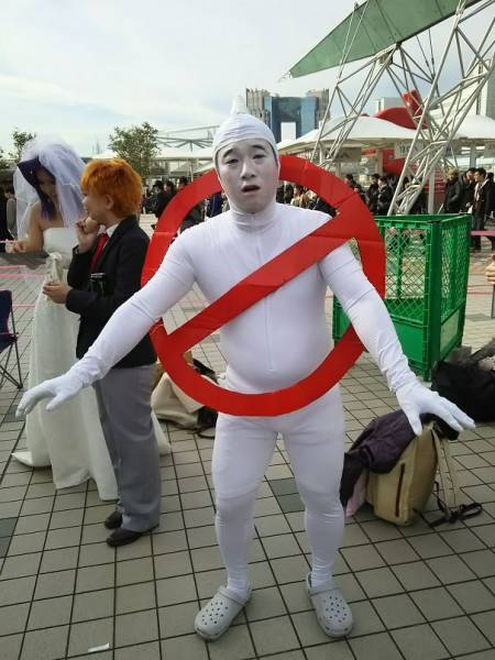 When Cosplay Gets Taken To A Really Serious Level