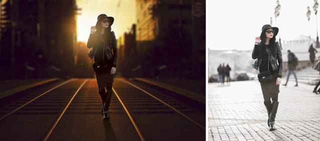 This Girl Can Manipulate Realities! Thankfully, Only In Photoshop…